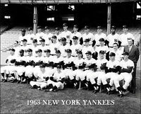 1963 Yankees Photo 8X10 - Mantle Ford Berra   Buy Any 2 Get 1 FREE