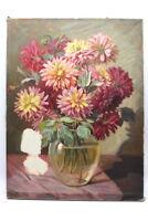 Gemälde Blumen in Vase von Hans Härdtlein