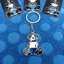 Panda Keyring Metal Key Chain Charm Keychain Key RingPendant House Gym Car Keys