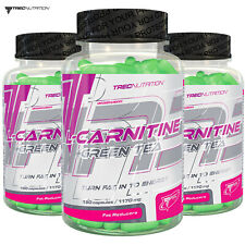 L CARNITINE & GREEN TEA SUPPLEMENT - Non-Stimulant Fat Burner Weight Loss Diet