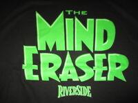 Vintage Sherry's Label - MIND ERASER Riverside Park ROLLER COASTER (XL) T-Shirt