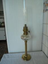 ANCIENNE LAMPE A PETROLE KOSMOS BRENNER DE 53 CM