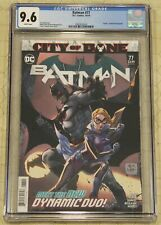 "BATMAN #77  CGC 9.6  ""Death"" of Alfred Regular Cover !!"
