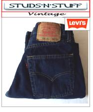 """VINTAGE LEVIS 535'S BOOTCUT FIT JEANS W 30"""" L 30"""" APROX SIZE UK 10 (T425)"""