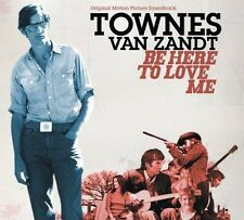 Townes Van Zandt - Be Here to Love Me [New CD] Digipack Packaging