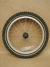 Vtg NOS Burley Bicycle Jogger Replacement Wheel Alloy Rim Scrambler 16 x 2.125""