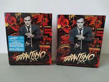 Tarantino XX: 8 movies on 10 Blu-ray Discs collection (2012)  * Regio ABC *