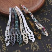Fashion Acetate Resin Hair Clips Hair Sticks Women Hair Styling Accessories Gift