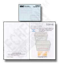 ECHELON FD D356146, 1/35 Decals for IDF .50 CAL M2 Ammunition Box Labels