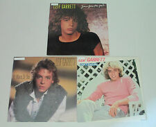 Leif Garrett My Movie Of You Can't Explain Same Goes For You (EX) 3 LP Lot
