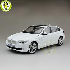1/18 BMW 5 Series Gran Turismo 5GT F07 xDrive RMZ MODEL Diecast Model Car White