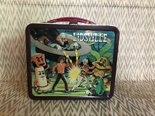 Vintage 1971 Lidsville Metal Lunch Box Lunchbox Sid Marty Krofft