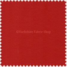 Telas y tejidos color principal rojo de piel para costura y mercería