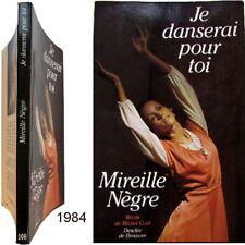 Je danserai pour Toi 19984 Mireille Nègre Michel Cool danse Carmel religion