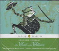 Kenneth Grahame The Wind In The Willows 3CD Audio Book NEW Abridged FASTPOST