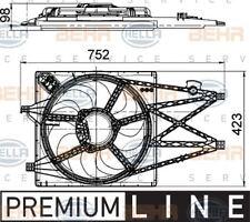 8EW 351 041-311 HELLA Fan  radiator