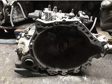 TOYOTA YARIS 1.4 D4D 5 SPEED MANUAL GEARBOX 1ND-TV 01/05