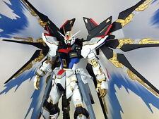 Wings of Light MG 1/100 Strike Freedom Gundam Dragoon Fire Effects from Japan