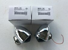 OEM Harley Davidson Shovelhead Panhead bullet light set