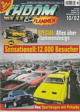 Chrom & Flammen 10/2002 : 03er Chevrolet Siverado SS