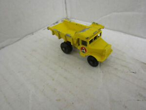 Vintage Matchbox Lesney  Euclid Quarry Tipper/Dump Truck (Model No6)