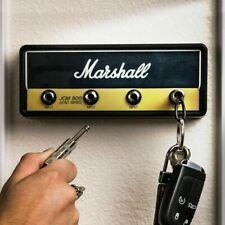 Pluginz Jack Rack Amplificador De Guitarra Marshall JCM800 Chaveiro + 4 Chaveiro Plug Guitarra