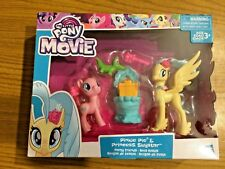 My Little Pony The Movie Pinkie Pie & Princess Skystar NIB