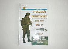 CZECH ARMY PARATROOPER RECON. UNIFORM AND EQUIP. BOOK