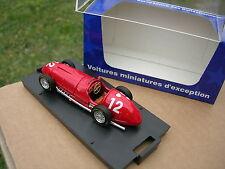 BRUMM 1/43 FERRARI 375 P3 N°12 GP Angleterre F.gonzales 1951 serie limitée !!!