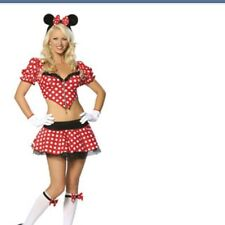 Sexy Minnie Mouse Costume
