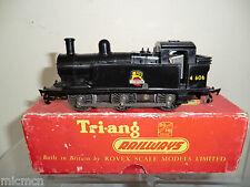 "TRI-ANG RAILWAYS MODEL No.R.52 BR (ex LMS ) 0-6-0T  ""JINTY"" TANK LOCO VN MIB"