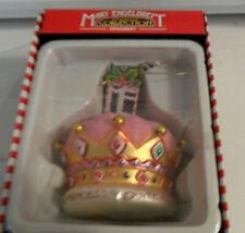 Kurt Adler/Mary Englebriet Princess of Quite A Lot Crown Ornament