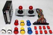 Jamma 412-IN-1 Mame Retro PI Classic Arcade Multigame Game Cocktail Control Kit