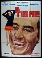 Manifesto The Tiger Vittorio Gassman Eleanor Parker Ann Margret Dino Risi M51