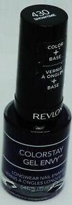 Revlon Color Stay Gel Envy Longwear Nail Enamel Nail Polish SHOWTIME #430