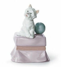 LLADRO Porcelain : MY FAVOURITE COMPANION (01006985)