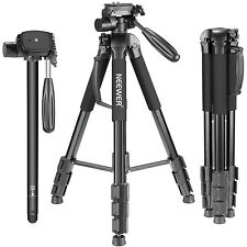 Neewer Portable 70 inches/177 CM Aluminum Alloy Camera Tripod Monopod