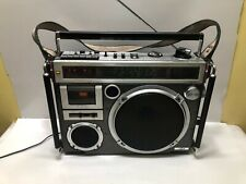 JVC RC-550S Vintage BOOMBOX Stereo Cassette / GHETTO BLASTER Rare Old School