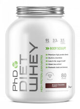 PhD Nutrition Diet Whey 2kg Belgian Chocolate Protein Powder 88601
