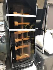 Russell Hobbs Rhbi 18WC1 Built-in 18 Bottle Wine Cooler Black Glass