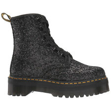 Dr.Martens Molly Synthetic Casual Lace-Up Ankle Platform Womens Boots