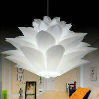 Morden Feather Ceiling Pendant Light Shade Bedroom Nordic Style Lampshade Sale
