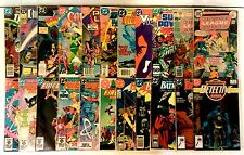 Vintage, Mixed Lot of 22 - Dc Comic books