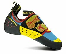 La Sportiva Oxygym Rock Shoe - Men's Climbing shoes 44 Blue/Red