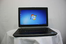 FAST Laptop Dell Latitude E6420  i5 2.5ghz 4GB 320GB WEBCAM WARRANTY GRADE B+