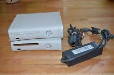 Two XBOX 360 for parts or repair