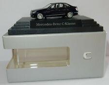 BUSCH HO 1/87 MERCEDES-BENZ C-KLASSE TANSANIT BLUE #B66962376 BOX