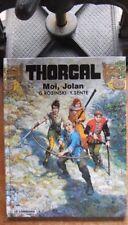 THORGAL T. 30 / MOI JOLAN - E.O. -2007- G. ROSINSKI - Y. SENTE - LE LOMBARD