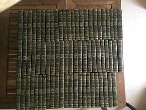 VOLTAIRE - Oeuvres complètes - Edition Lequien - Complet 70 volumes. 1820-1826