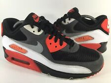 Nike Air Max 90 Infrared OG Patch WhiteInfrared Cool Grey